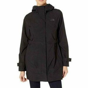 New North Face City Breeze Rain Trench Coat
